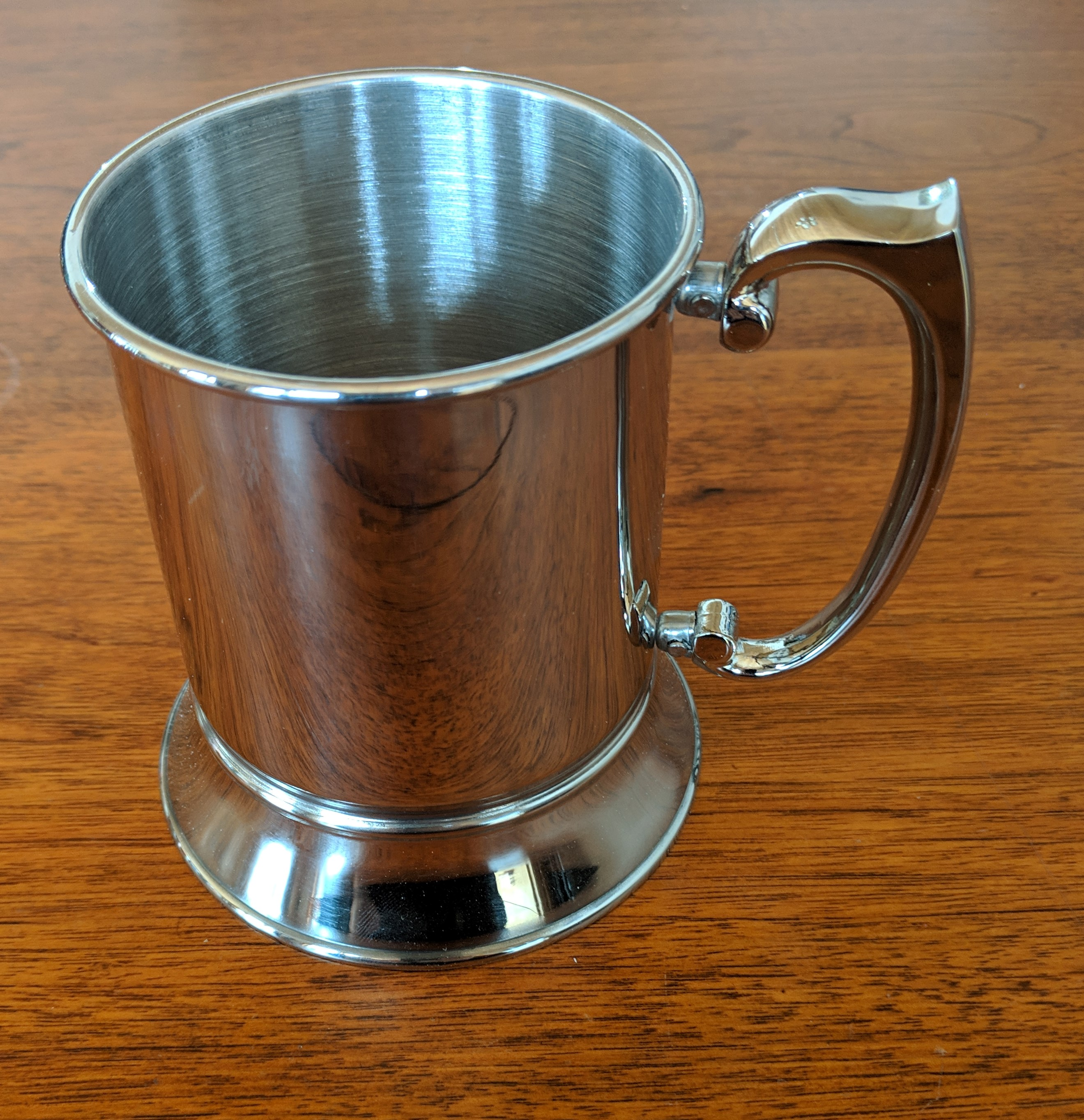 16 oz Stainless Steel Mug